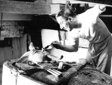 ¿Por qué es famoso Tutankhamon?