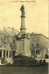 Monumento a las Grandezas deÁvila
