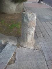 Cipo. Av. Madrid con Jardín de San Antonio