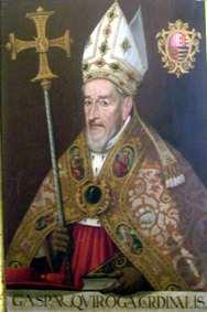 Gaspar de Quiroga yVela