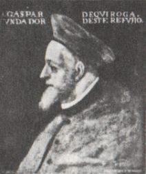 Gaspar de Quiroga pintado por el Greco