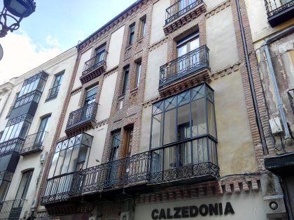 Viviendas de Paula Sánchez, en la calle don Gerónimo nº 6