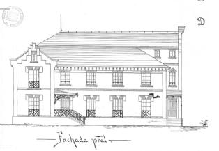 Proyecto Hotel para Tomás Peña