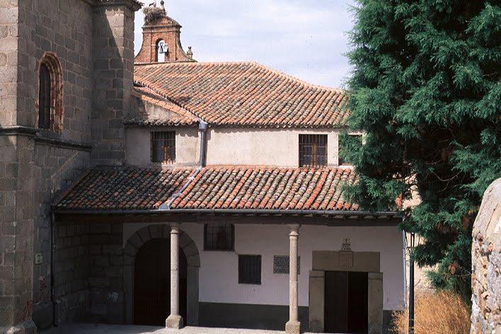 El monasterio de Nuestra Señora deGracia
