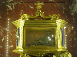 Pie de Santa Teresa