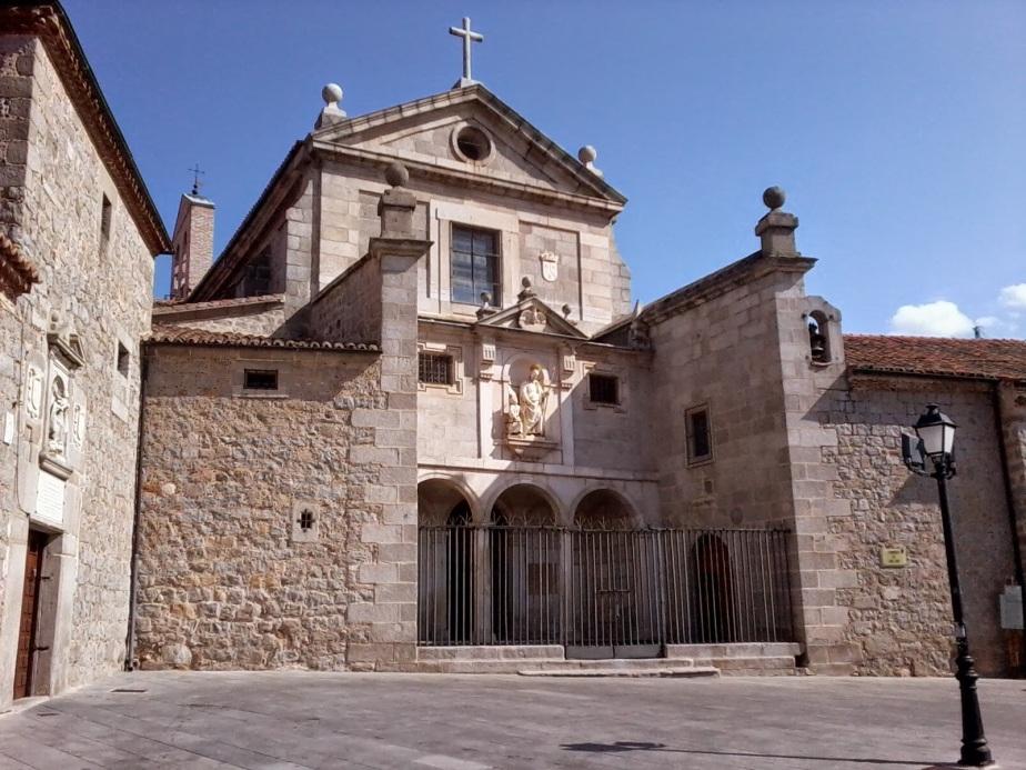 Resultado de imagen de convento de san josé avila