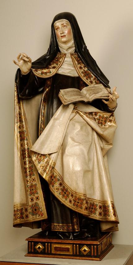 Santa Teresa de Jesús, de GregorioFernández