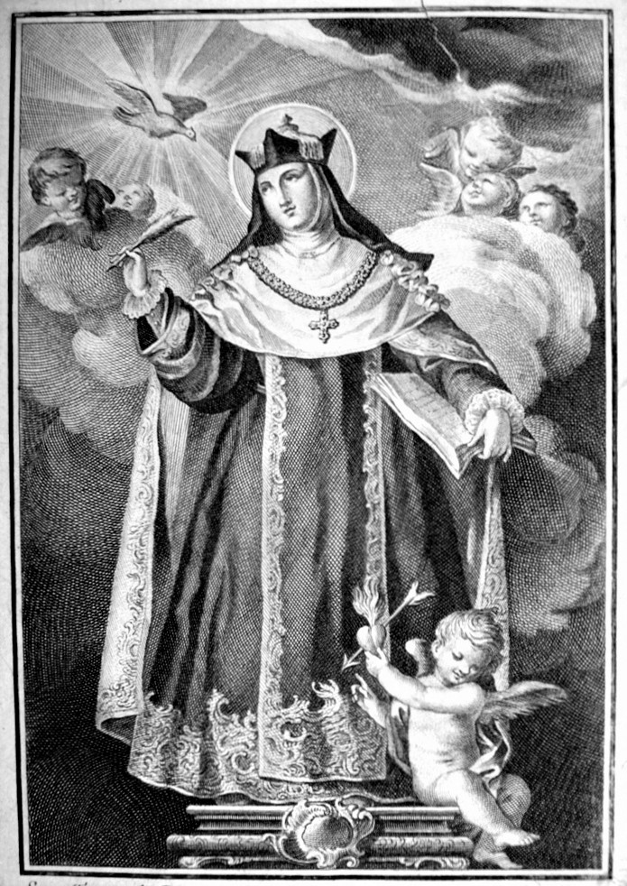 Santa Teresa, patrona deEspaña