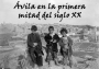 Ávila en la primera mitad del sigloXX
