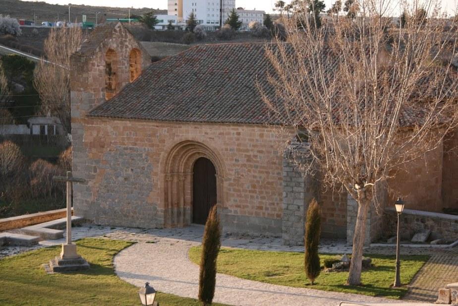 La ermita de SanSegundo