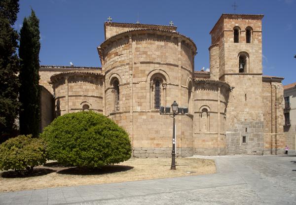 ref: PM_073676_E_Avila; Iglesia San Pedro