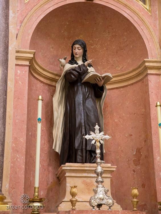 Detalle Santa Teresa