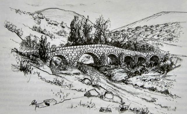 """Puente """"El Molino"""" (Navacepeda de Tormes)"""