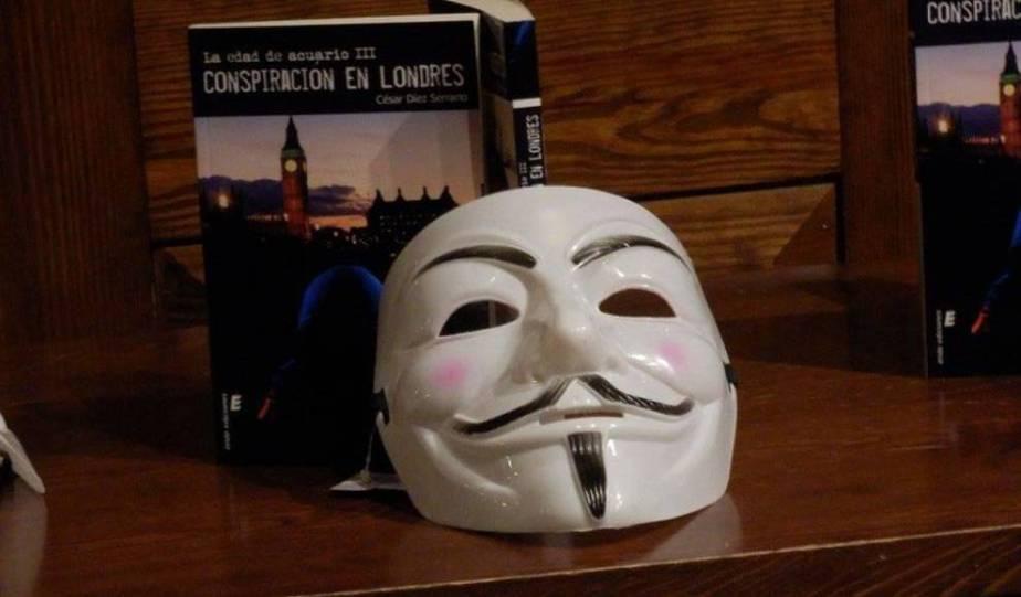 Reseña: «Conspiración enLondres»