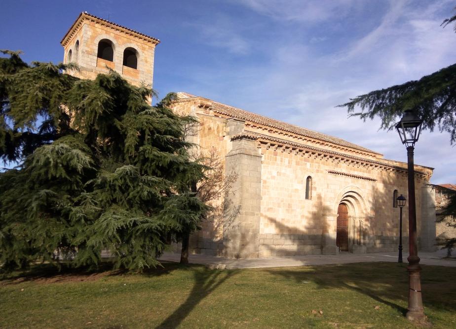 La iglesia de SanAndrés