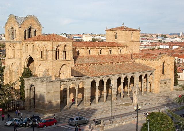 La basílica de SanVicente