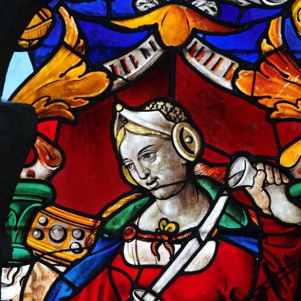 Las vidrieras de la Catedral deÁvila