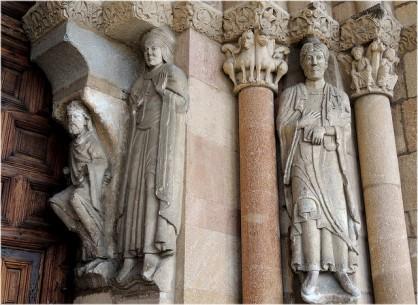 Rey, Vicente y Sabina. Imagen de Jose Luis Cernadas Iglesias