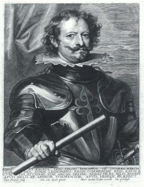 Diego Mexía Felípez Velásquez Guzmán, el valido delvalido