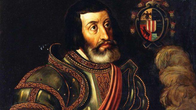Hernán Cortés, el conquistador del Imperiomexica