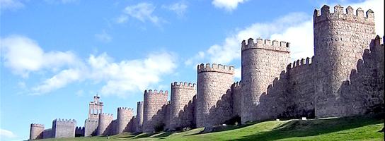La muralla deÁvila